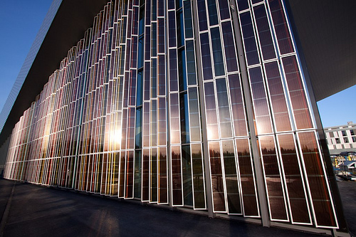 Dye Solar Cell Fa 231 Ade At Swisstech Convention Center At
