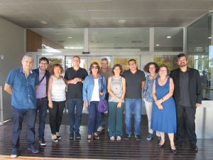 Invited Speakers and organizers
